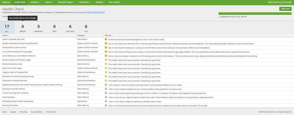 Splunk Enterprise 6 5 New Features - Part I - Discovered