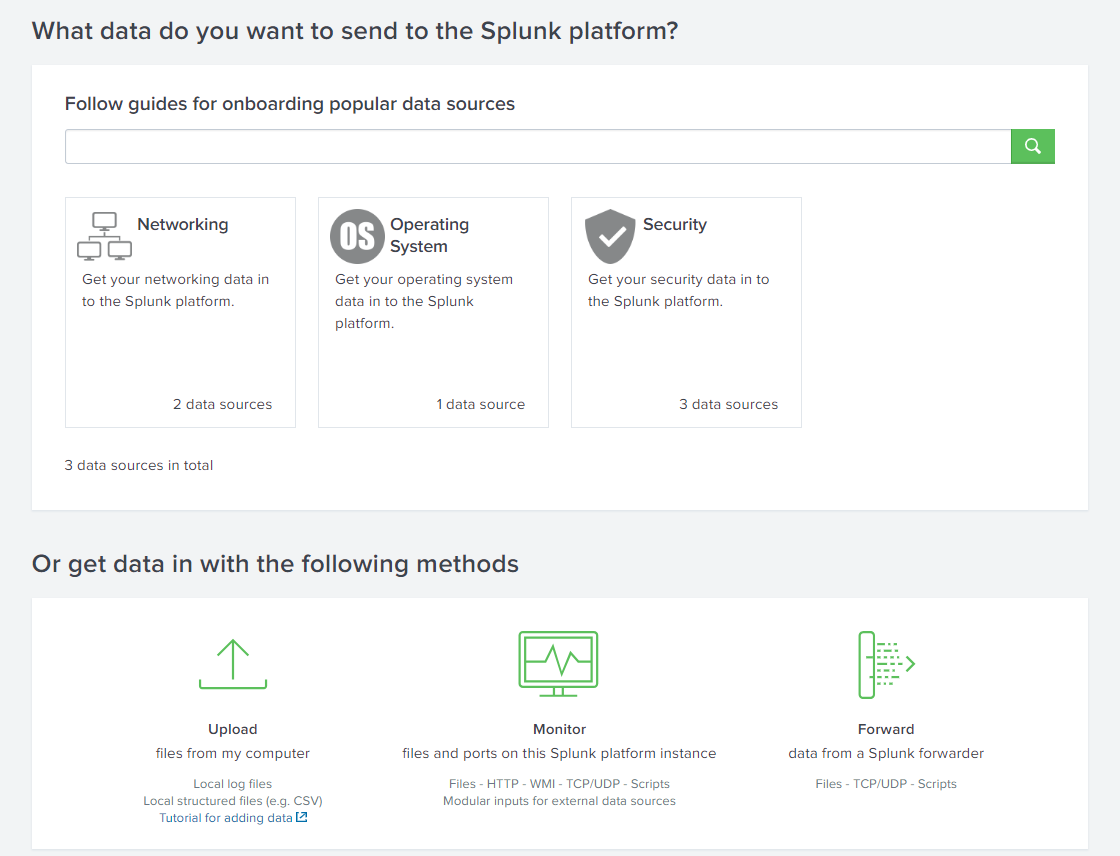 Splunk Enterprise 7 2 New Features - Discovered Intelligence